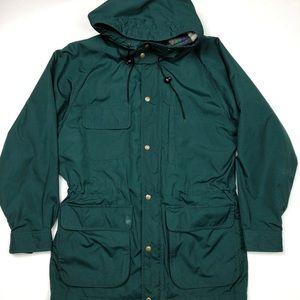 Vintage Eddie Bauer Medium Hooded Parka Jacket